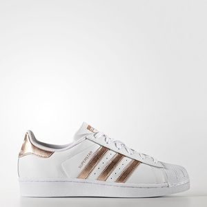 Adidas Superstar Rose Gold 8